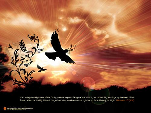 glory god