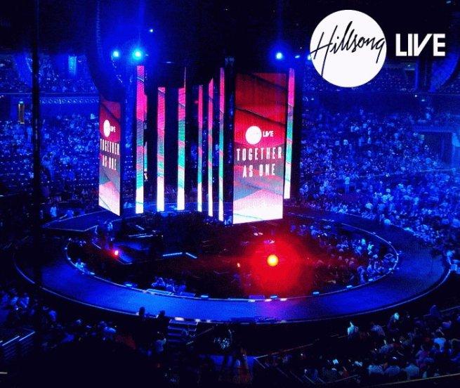 Hillsong Live Cornerstone 2012