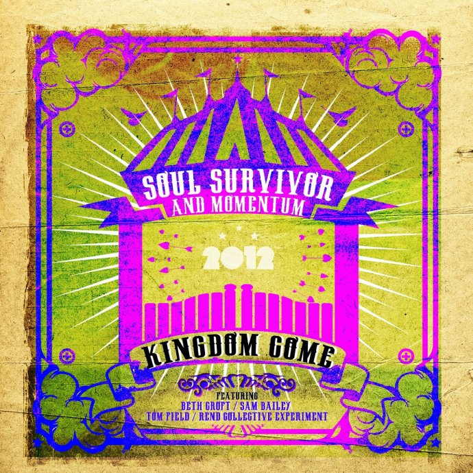 soul survivor 2012 cd