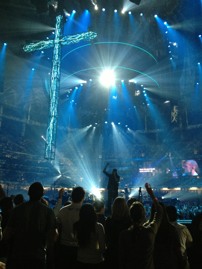 passion 2013 cross