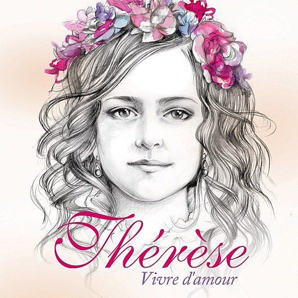 cd_therese_vivre_d_amour_dessin_caroline_andrieu_parousie