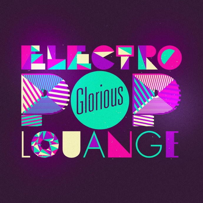 GLORIOUS-ELECTRO-POP-LOUANGE-COVER