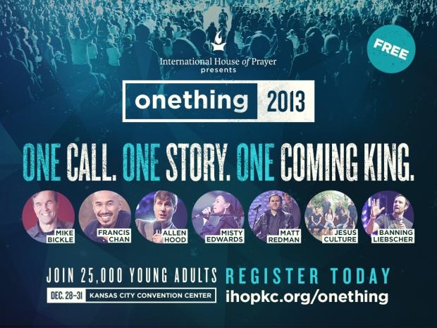 onething-2013