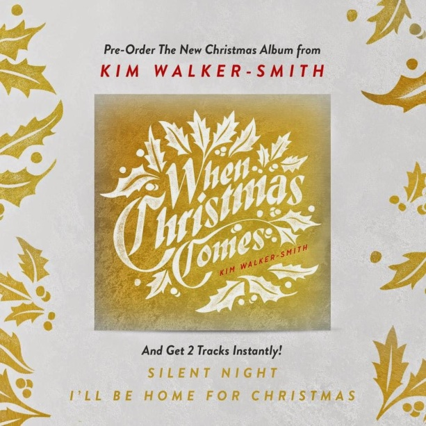 Kim Walker-Smith [Jesus Culture] - When Christmas Comes (2014) English Christian Album Download